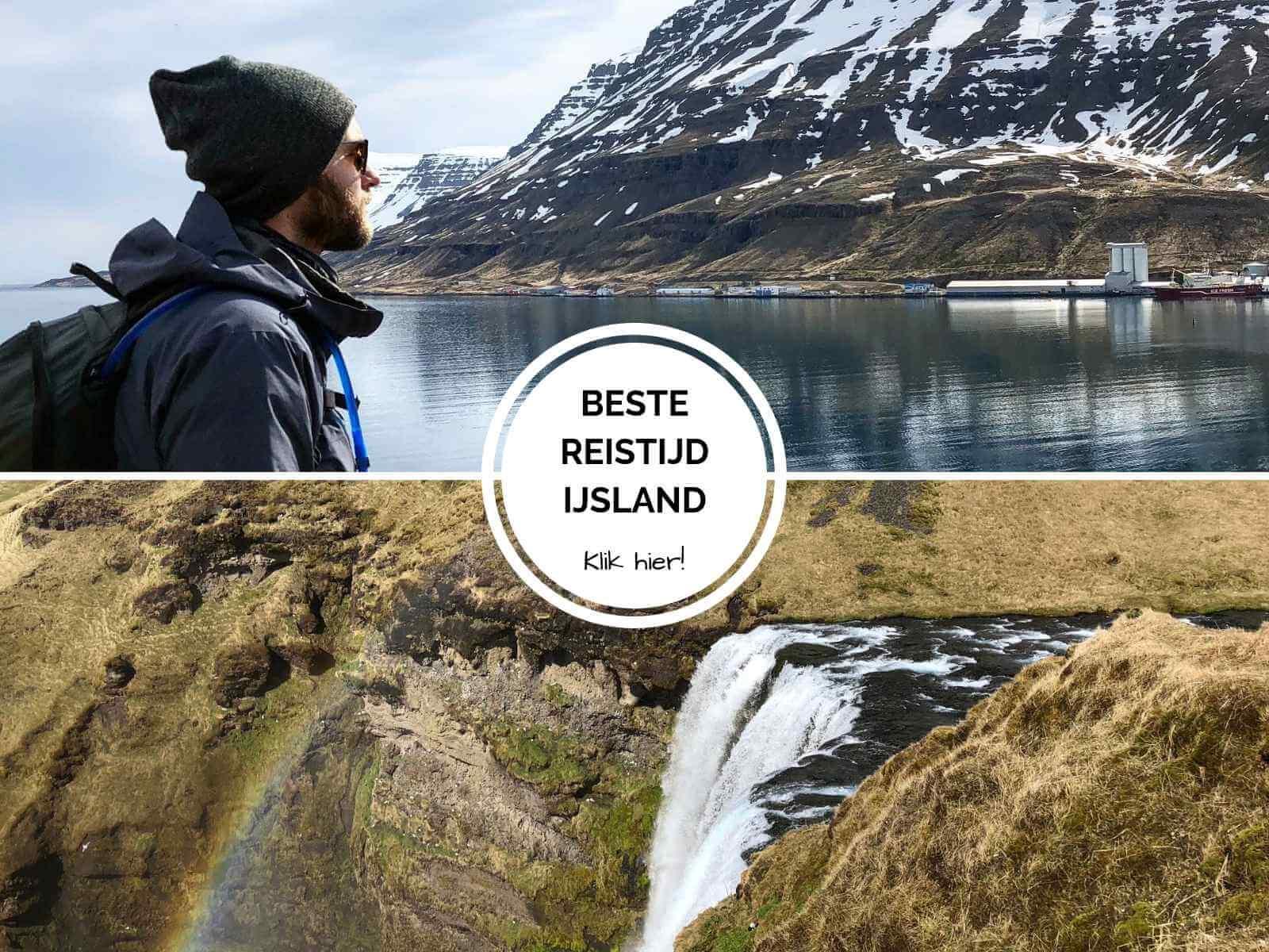 beste reistijd voor ijsland