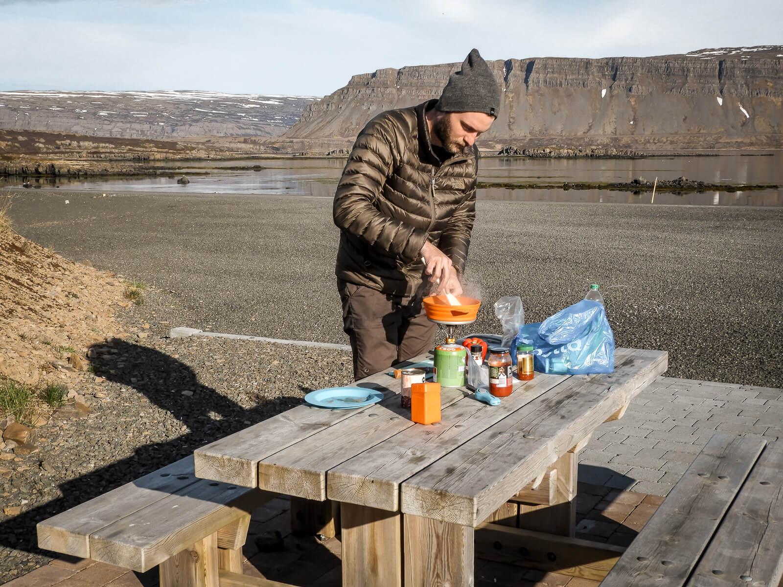 Budget Tips IJsland - zelf maaltijden koken