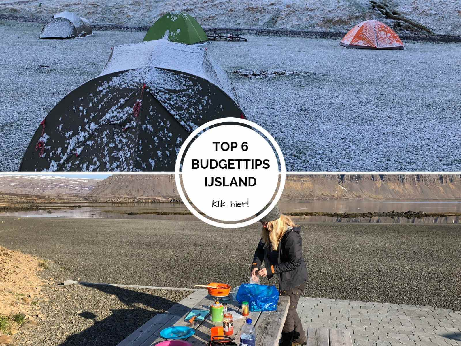 budgettips ijsland