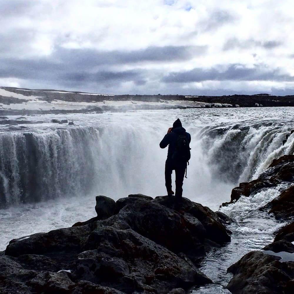 Selfoss waterval: misschien wel de mooiste van IJsland