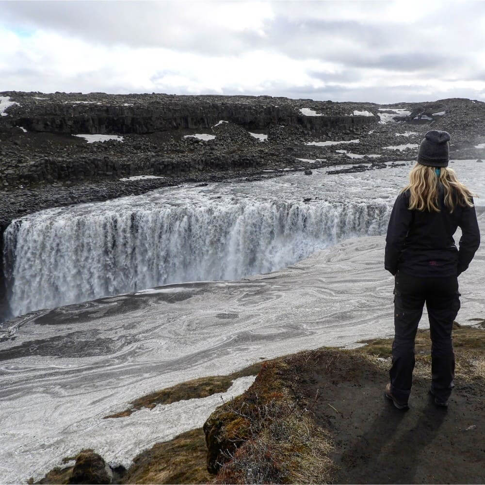 Dettifoss: de krachtigste waterval van Europa