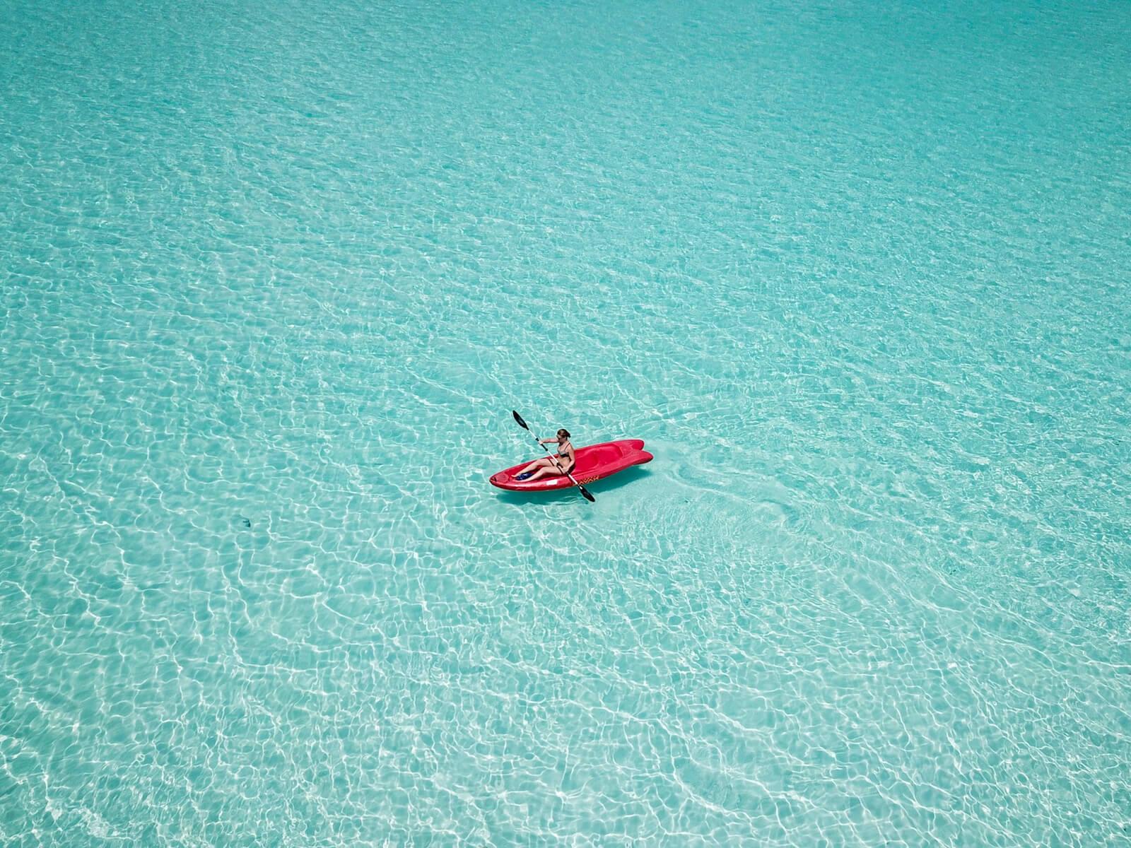 Bacalar - de Malediven van Mexico