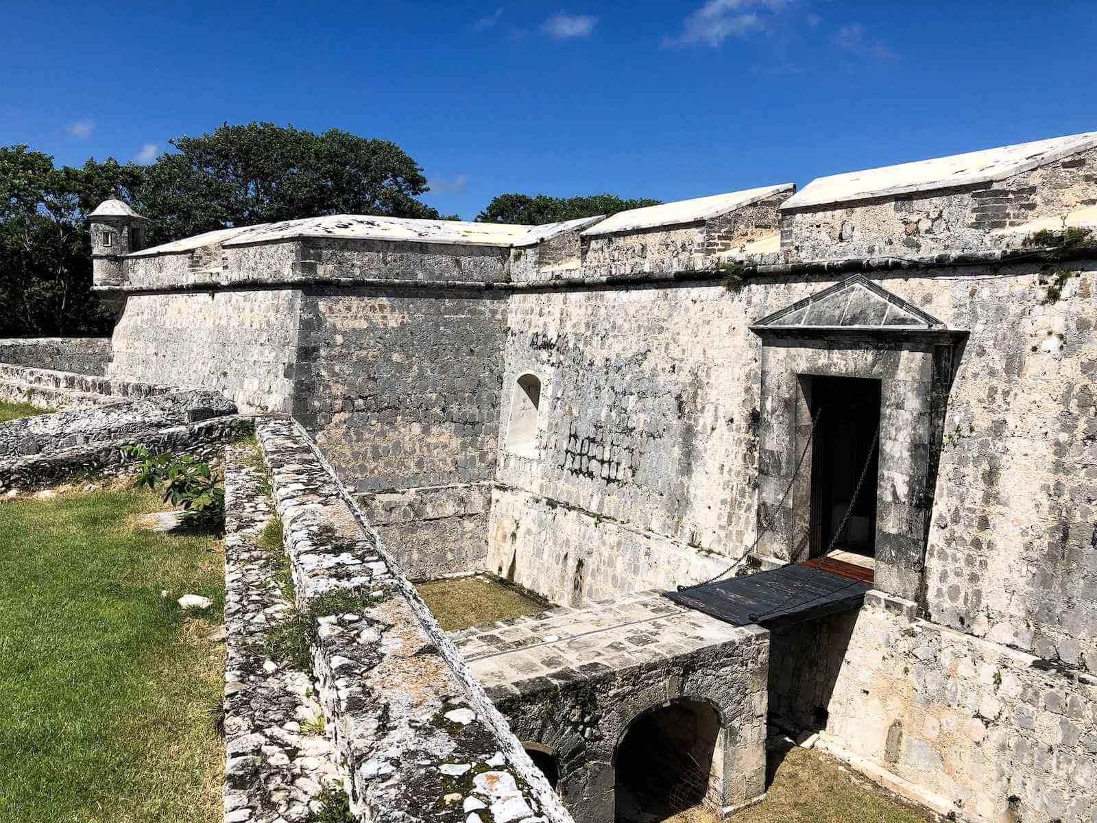 Campeche bezienswaardigheid: Fort San Miguel