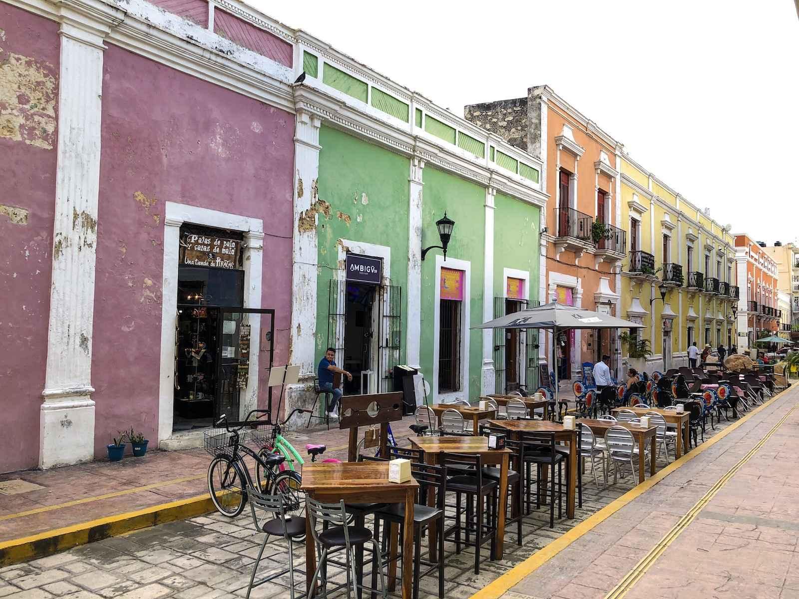 Campeche Mexico: een prachtige koloniale stad