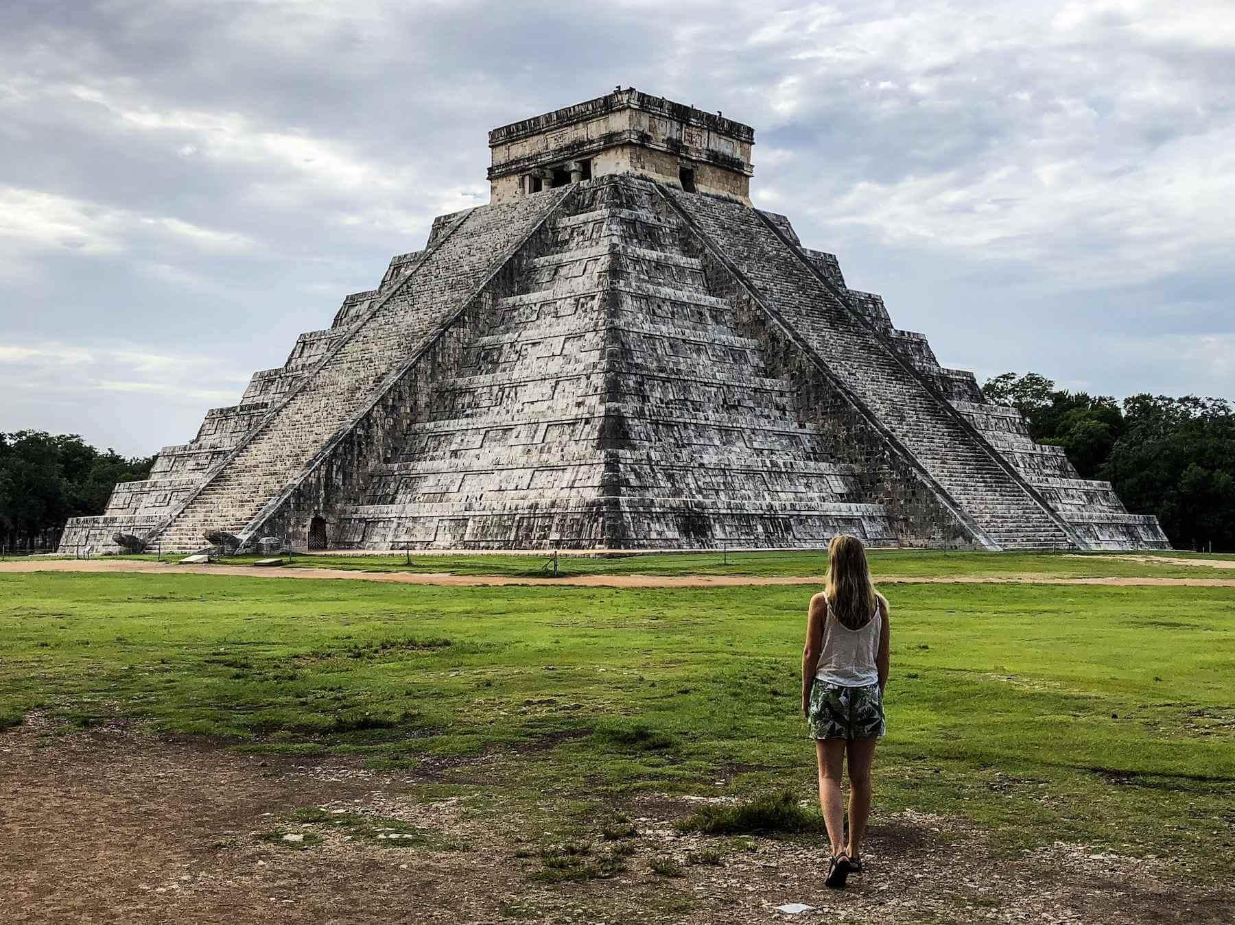 Chichen Itza - Één van de 7 nieuw wereldwonderen