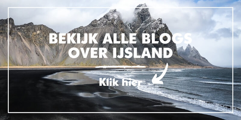 Alle blogs over IJsland