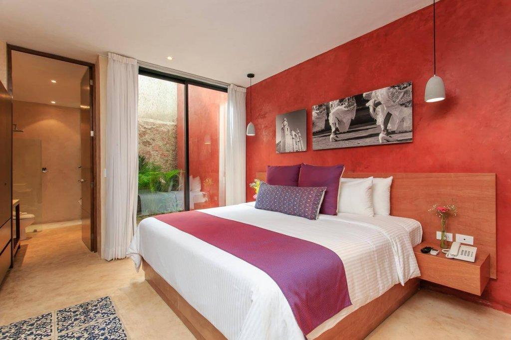 Leuk hotel Mérida Mexico - Sercotel