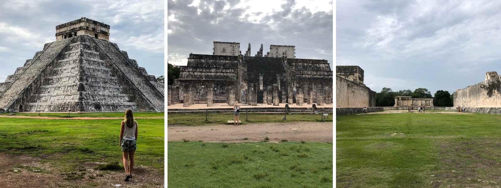Maya tempel mexico - Chichen Itza