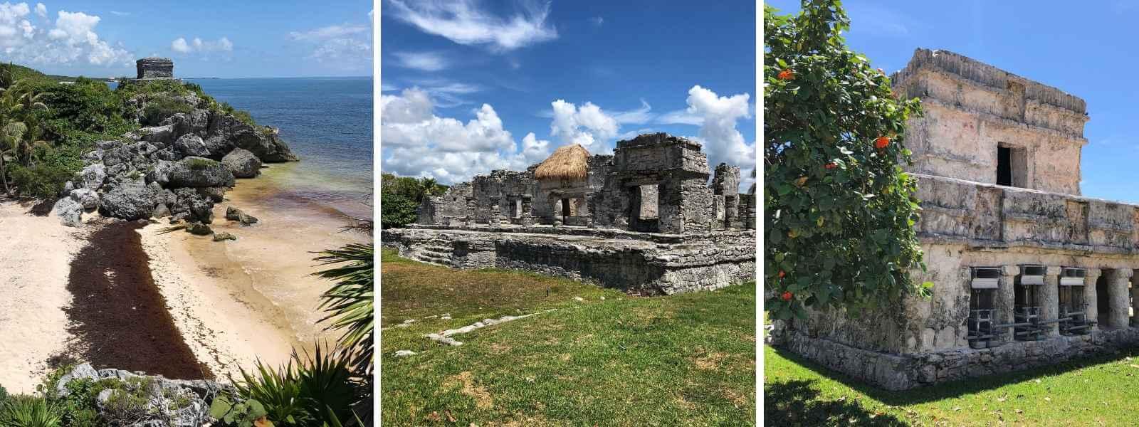 Maya tempel Mexico - Tulum