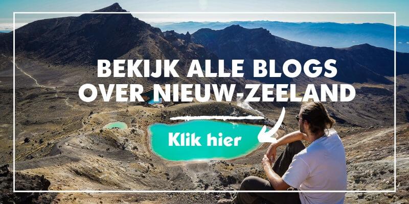 Alle blogs over Nieuw-Zeeland