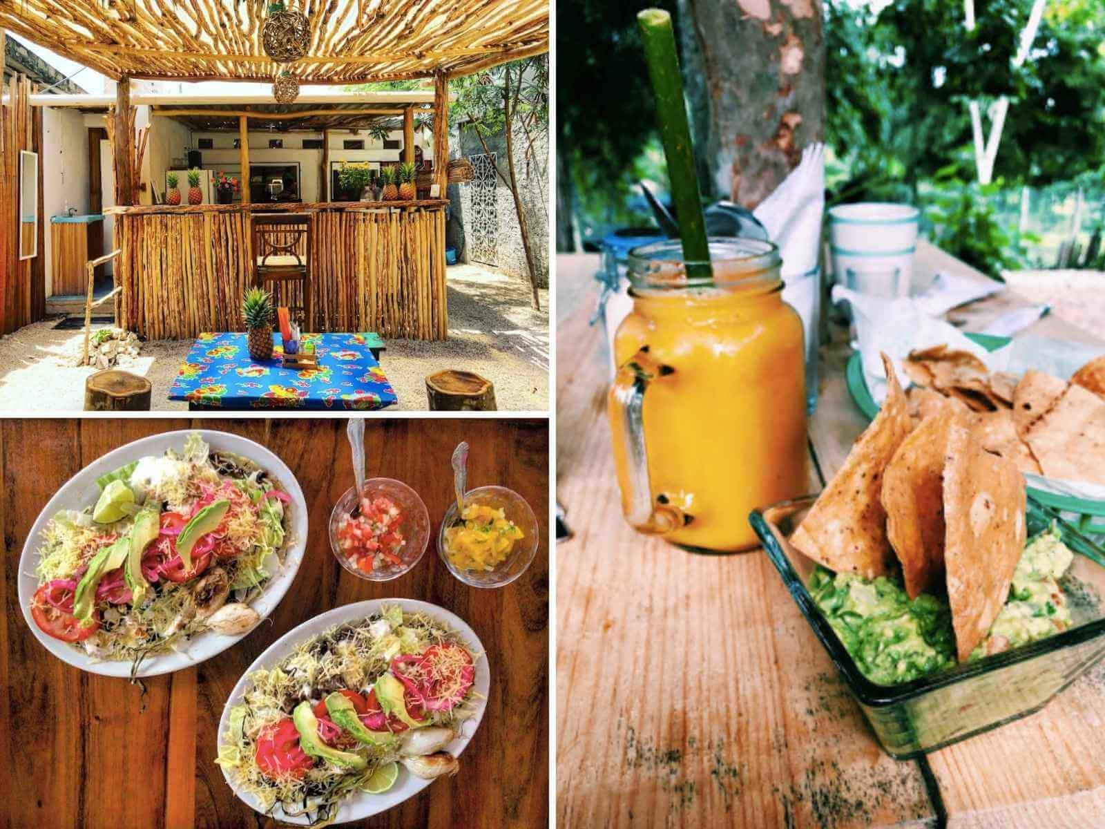 Restaurants Bacalar - La Piña