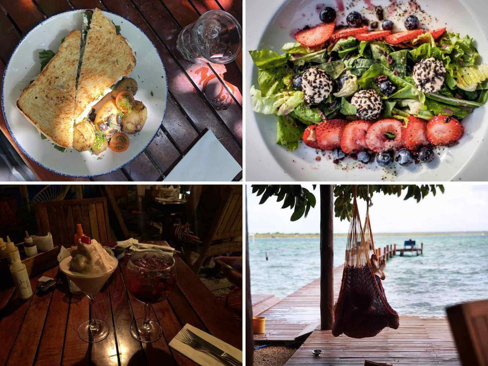 Restaurants Bacalar - La Playita