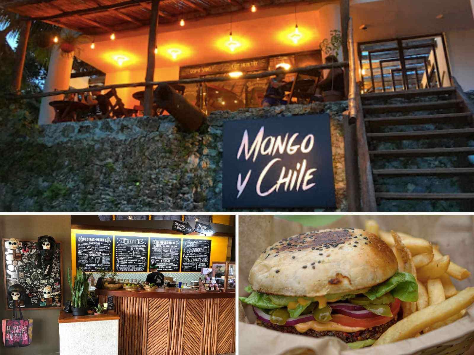 Restaurants Bacalar - Mango y chile