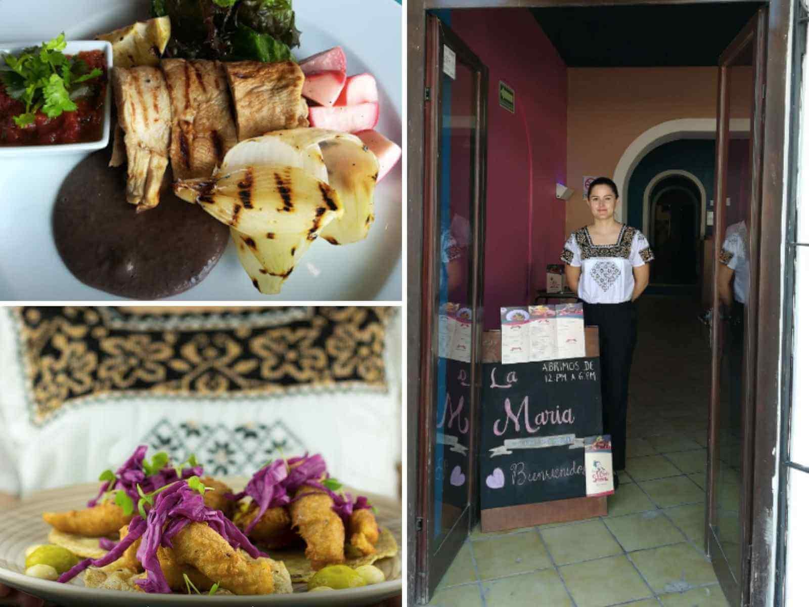 Restaurant Campeche - La Maria Cocina Peninsular