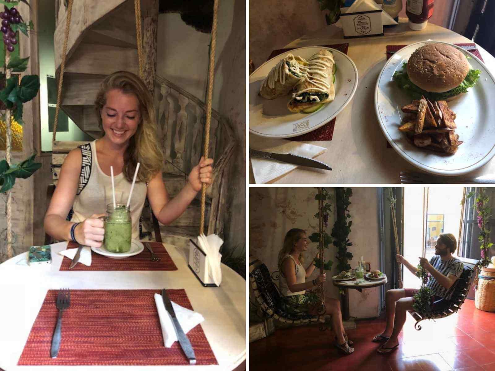 Restaurant Valladolid: La Ville Bistro