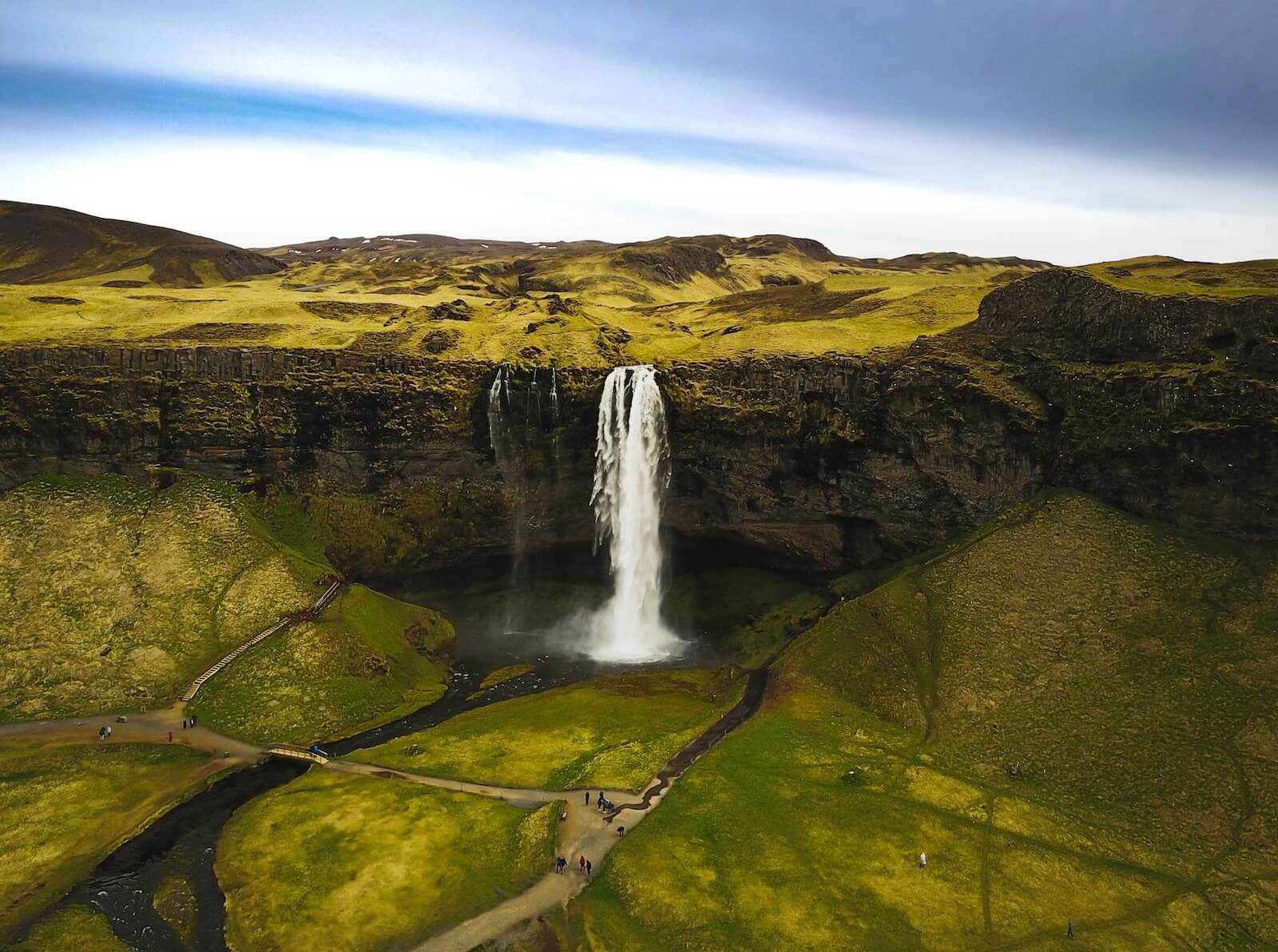beste reistijd ijsland juli t/m september
