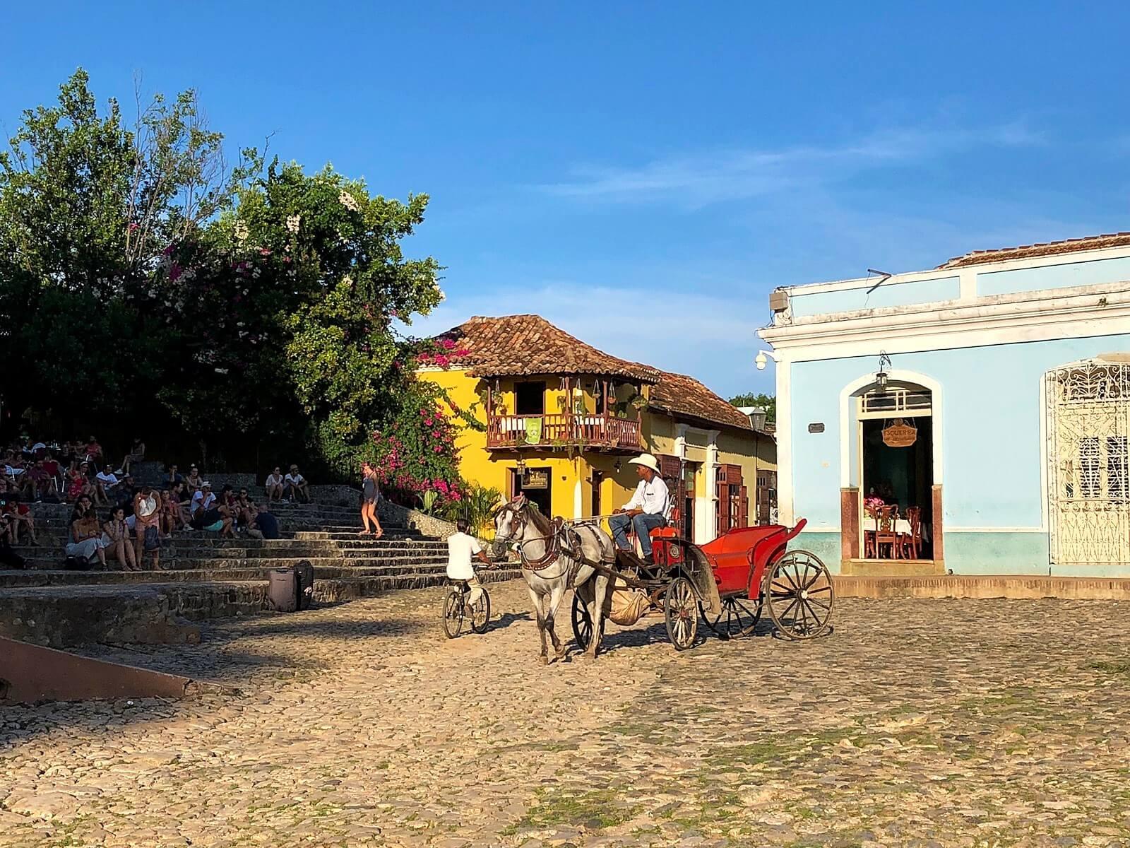 Trinidad - Een gezellige & kleurrijke stad met fotogenieke straatjes