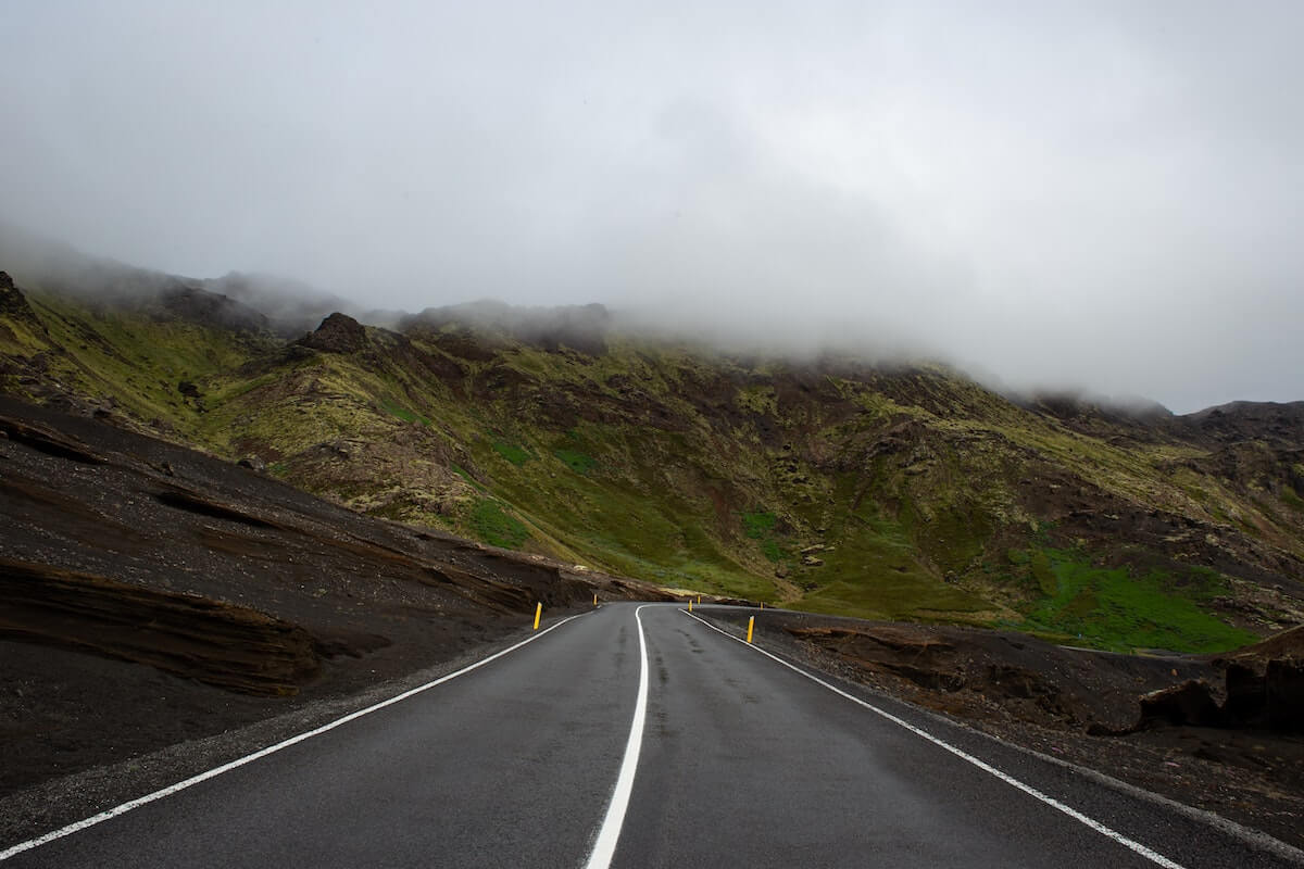 Weersomstandigheden IJsland