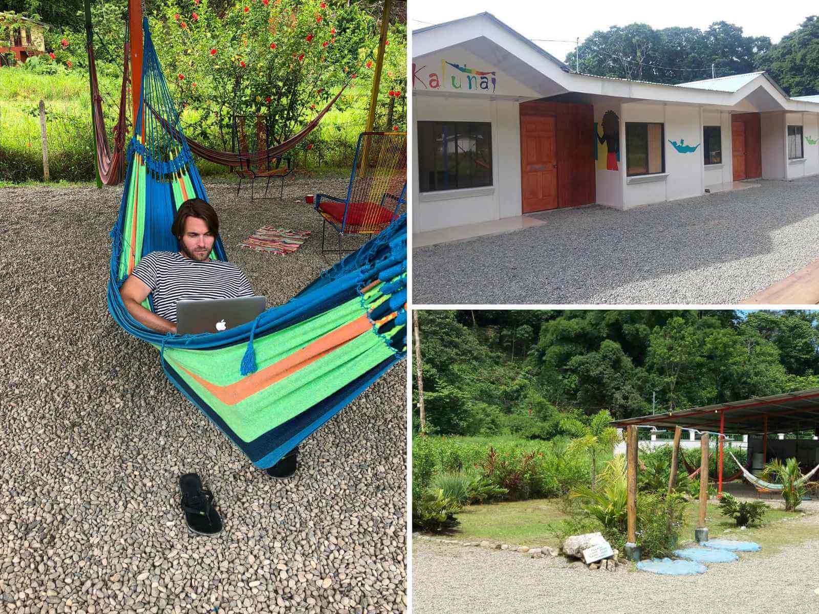 Hostels Puerto Viejo: Kalunai hostel