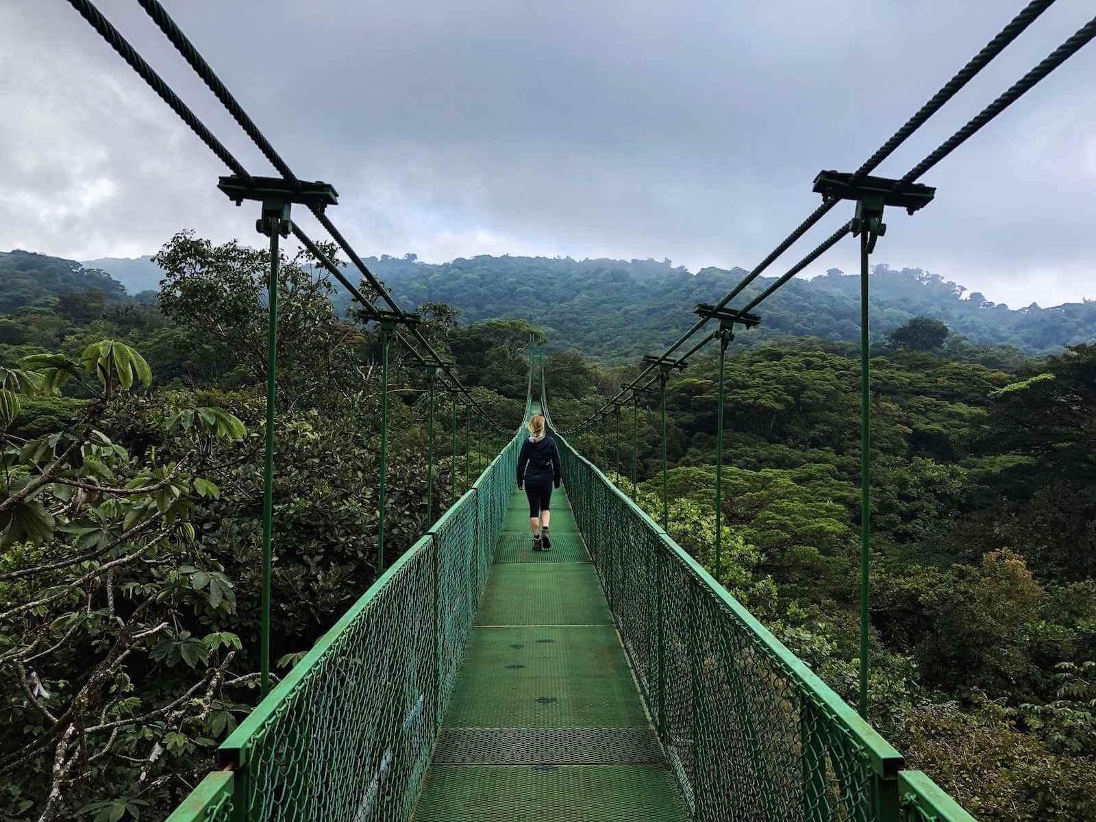 Monteverde - Nevelwouden