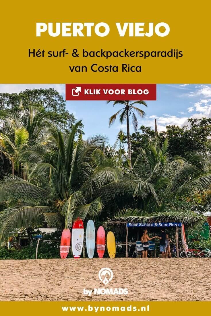 Puerto Viejo - Bezienswaardigheden en Activiteiten Pinterest pin