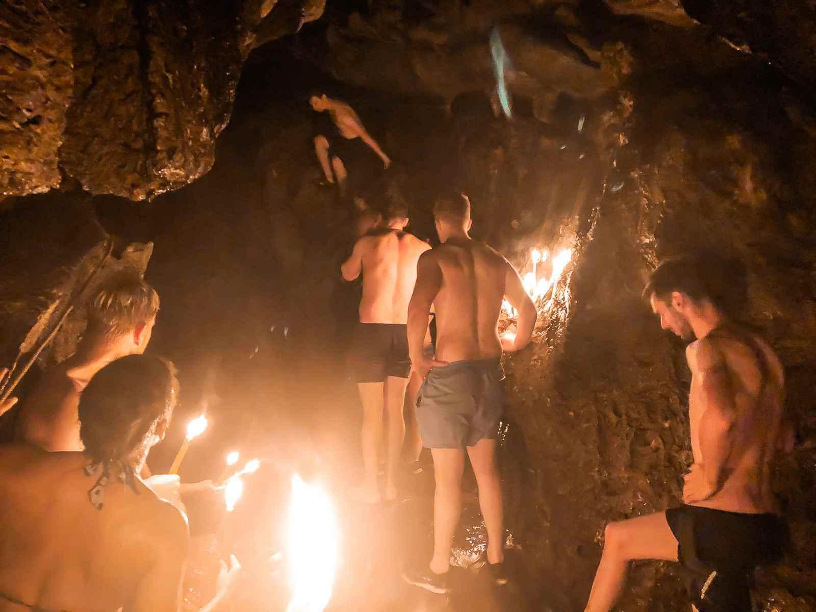 Grotten van Semuc Champey