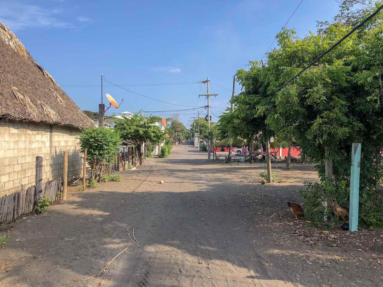 El Paredon - dorp