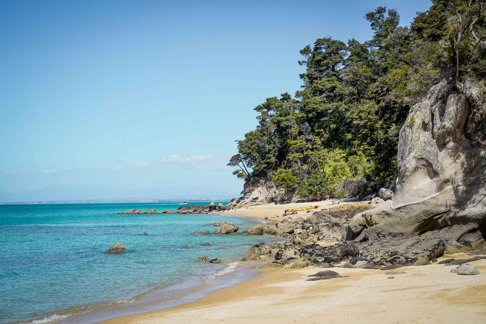 Onetahuti Abel Tasman National Park