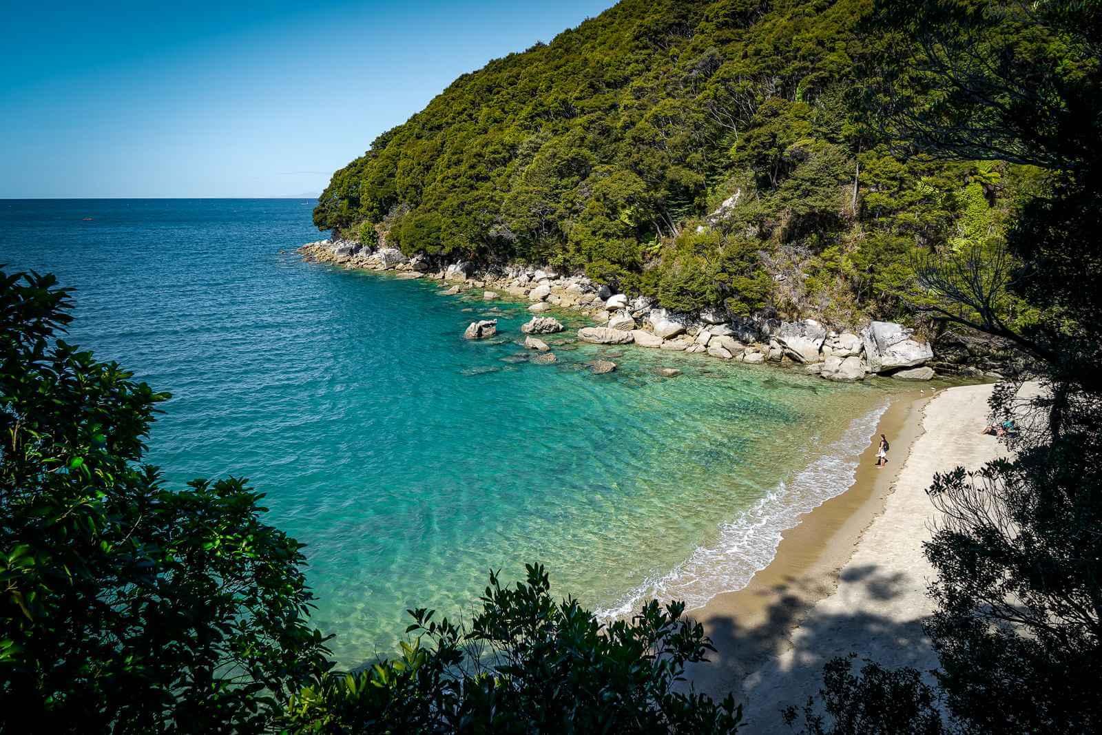 Abel Tasman National Park - Sandfly Beach