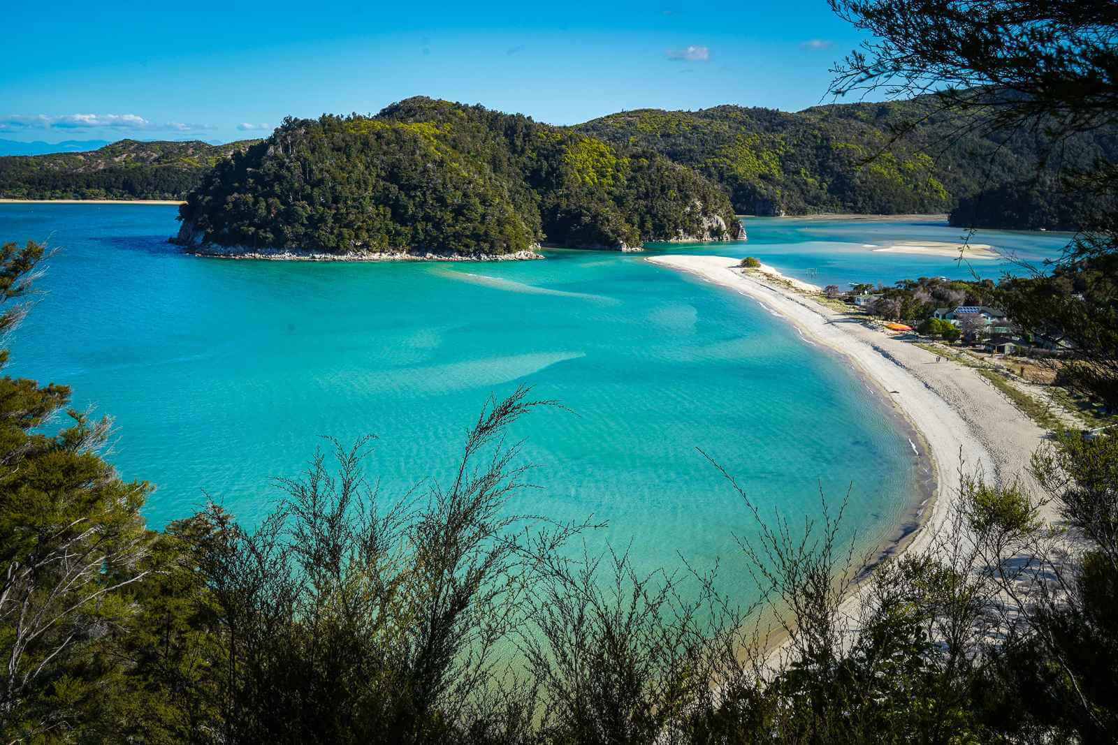 Abel Tasman National Park - Torrent Bay