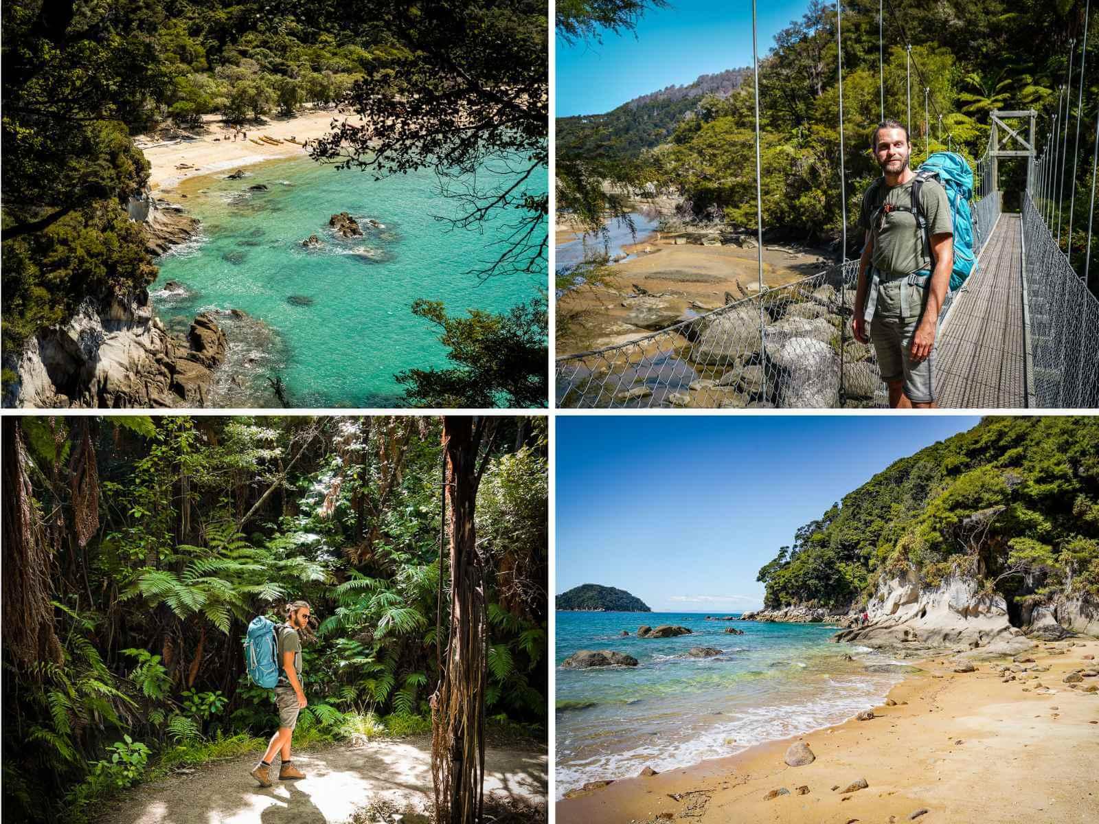 Onetahuti - Bark Bay Great Coast Walk