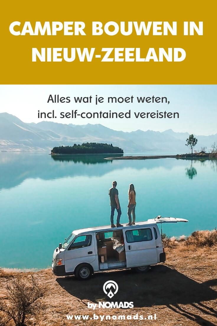 Camper bouwen in Nieuw-Zeeland - bynomads.nl