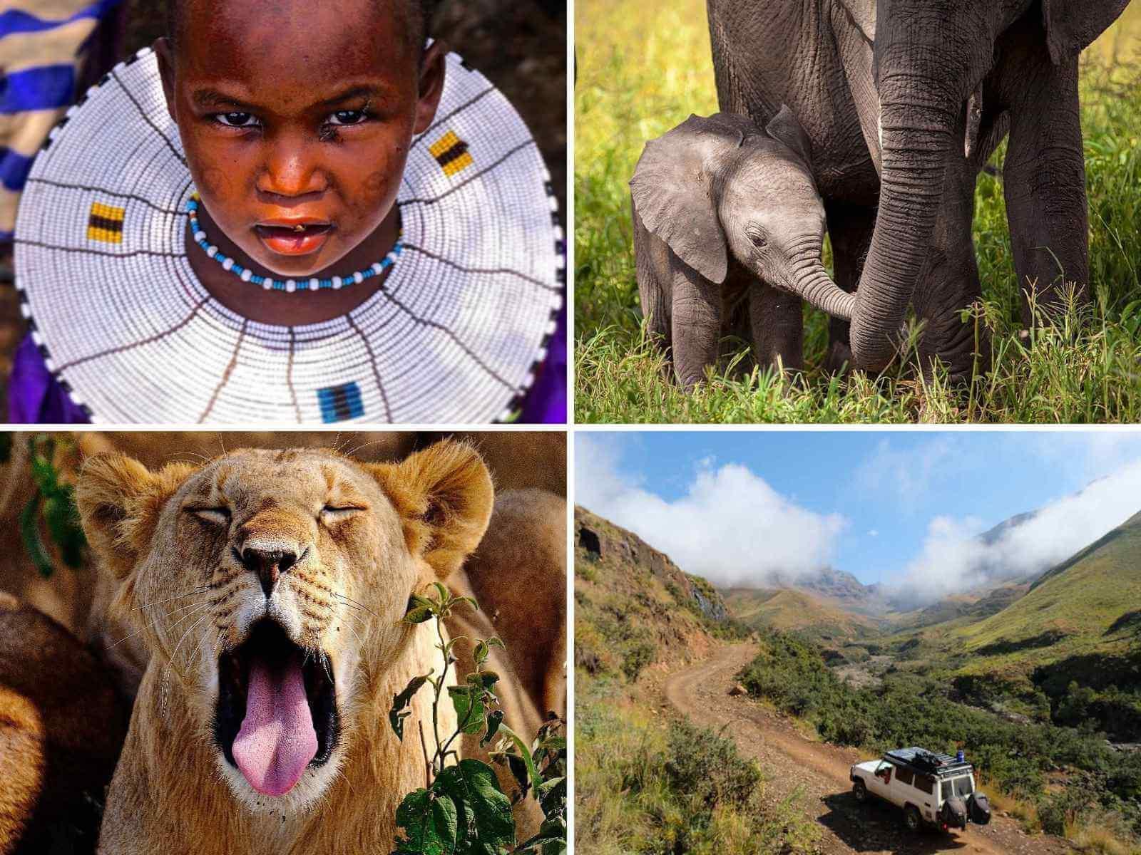 Gettin Lost Afrika Inspiratie