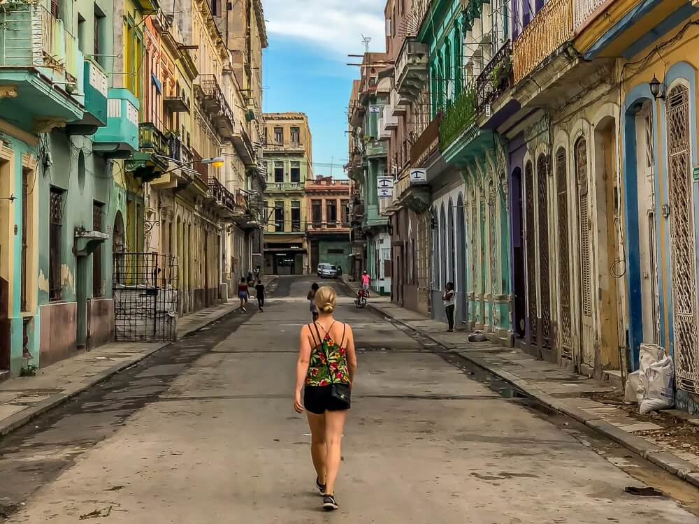 La Habana vieja - Het 'oude' Havana waar het koloniale verleden samengaat met het communisme