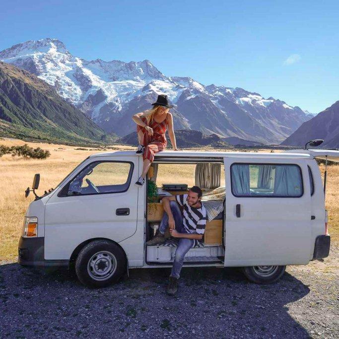 Reizen met een camper: 10 veelgestelde vragen - by NOMADS