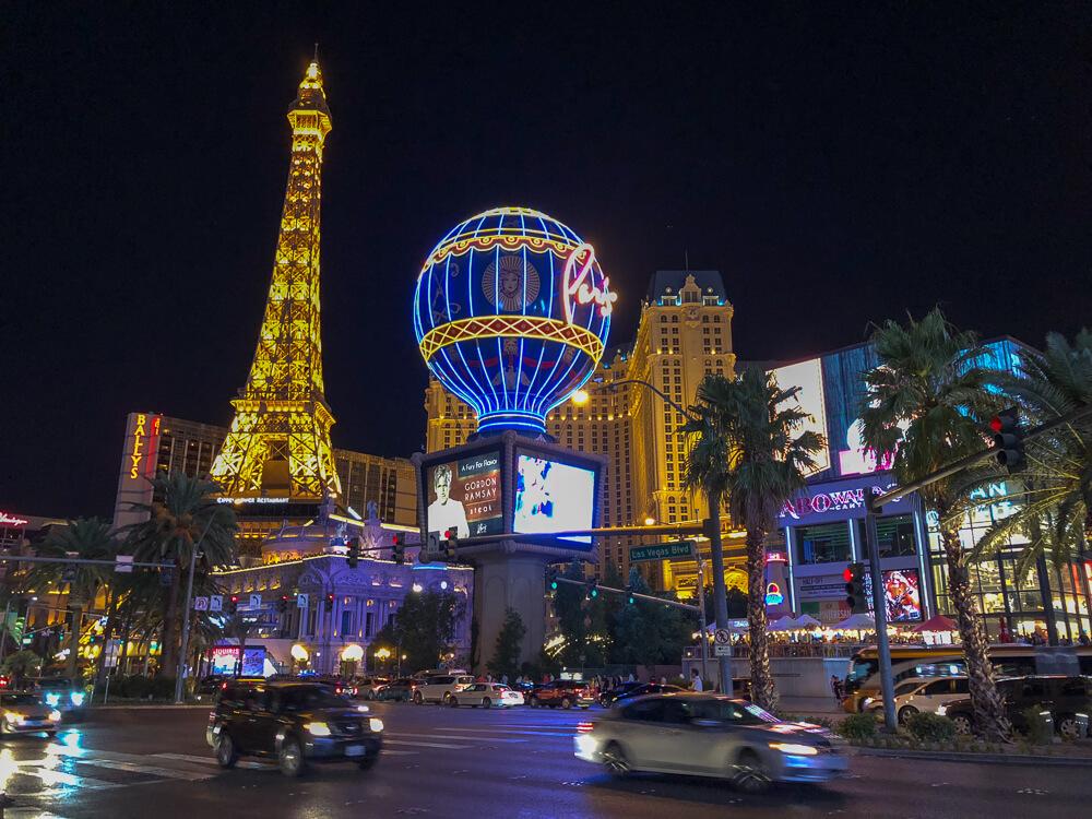 Las Vegas - De stad die nooit slaapt