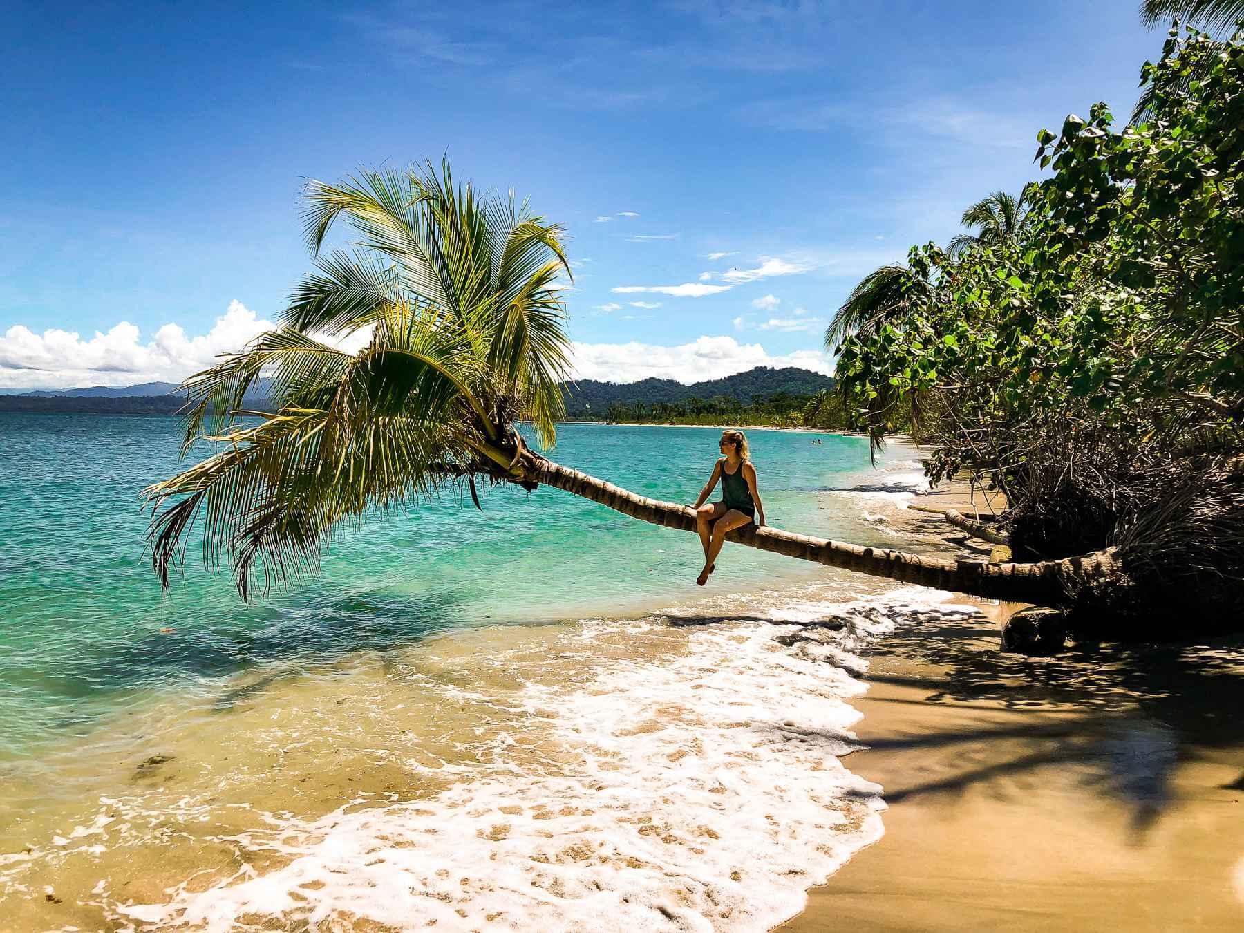 Costa Rica Cahuita National Park