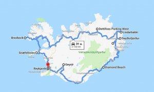 Rondreis IJsland 2 weken