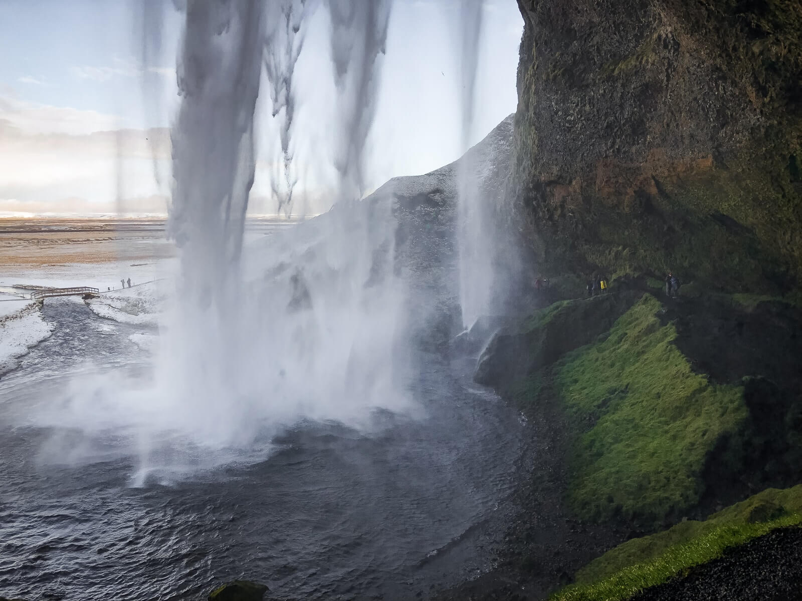 Seljalandsfoss waterval