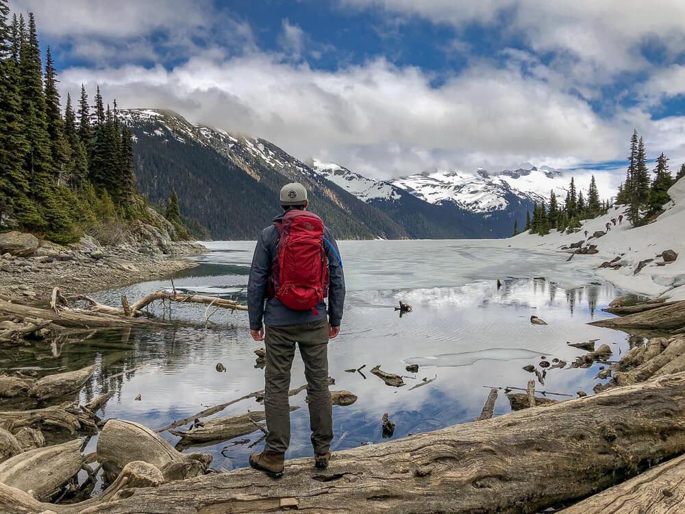 Garibaldi Lake - by NOMADS
