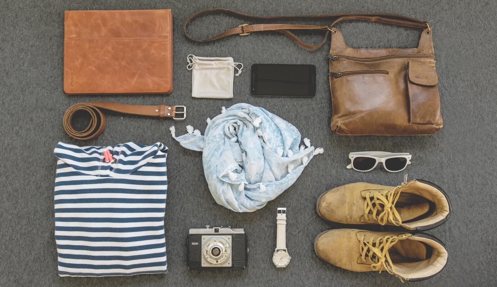 Kleding checklist vakantie