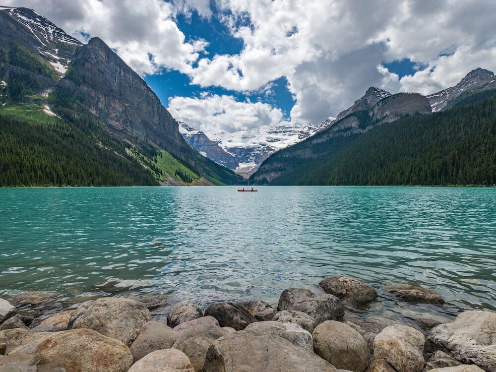 Lake Louise West-Canada