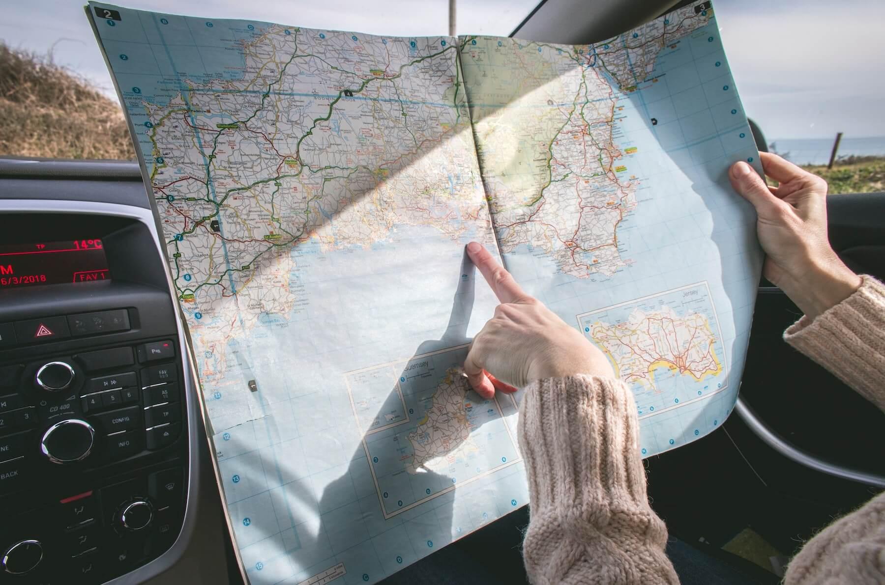 Ultieme roadtrip bestemmingen zomervakantie