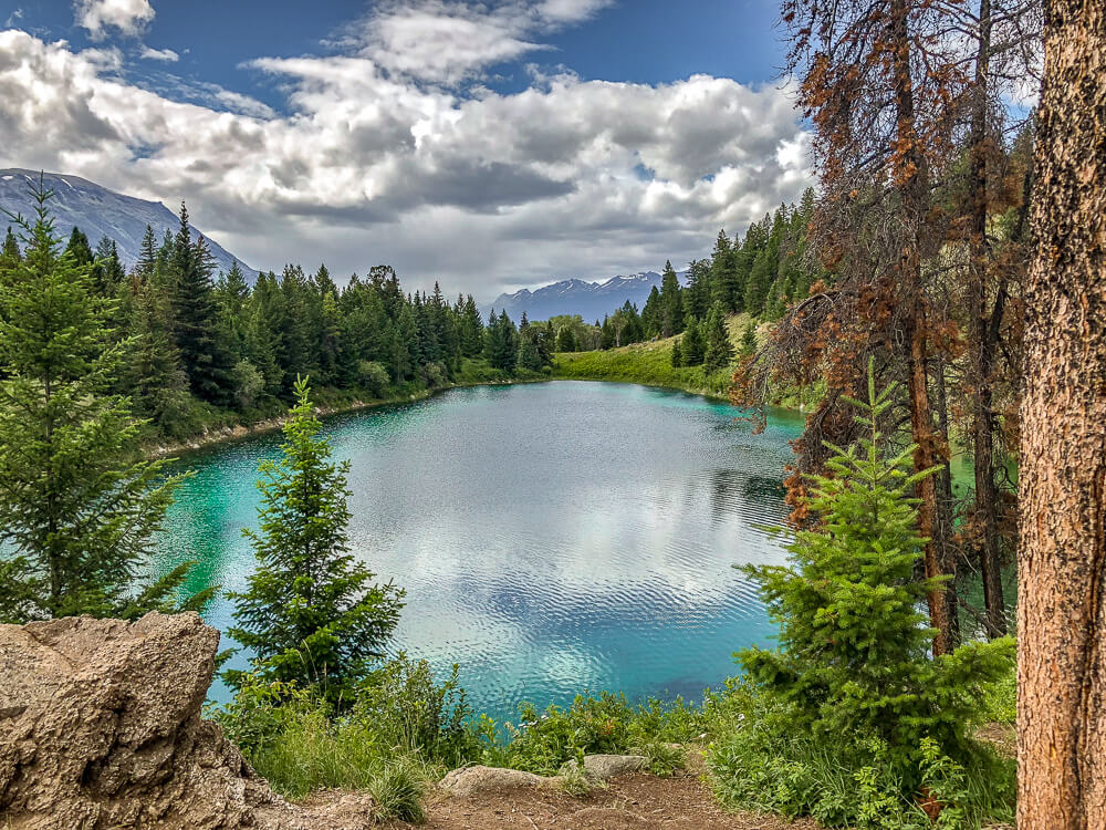 Valley of the Five Lakes - Third Lake