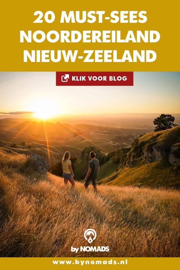 Bezienswaardigheden Noordereiland Nieuw-Zeeland