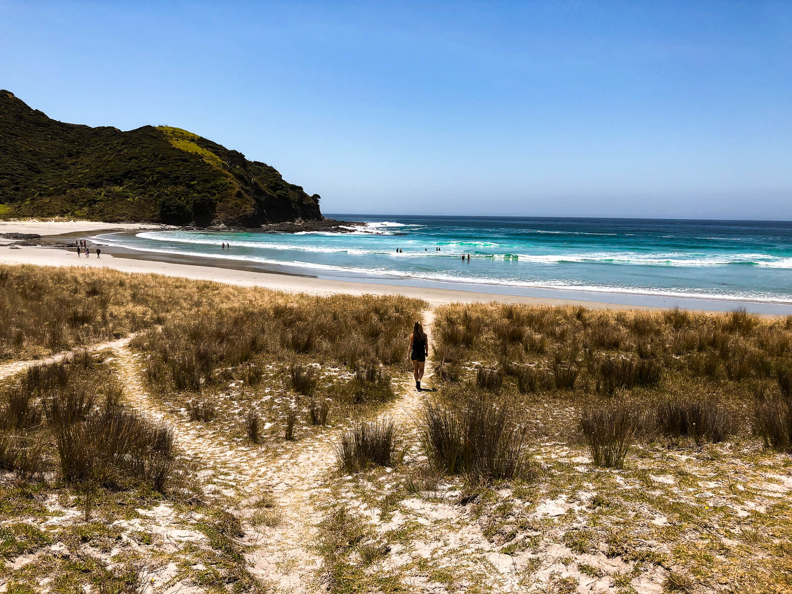 Tapotupotu Bay Cape Reinga - by NOMADS