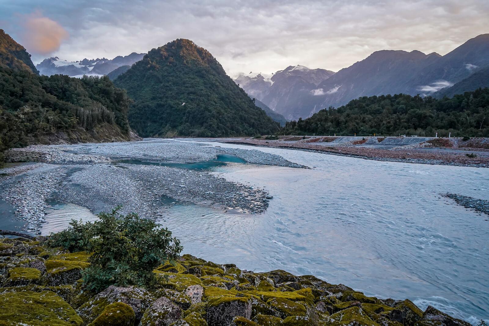 Franz Josef Glacier - by NOMADS