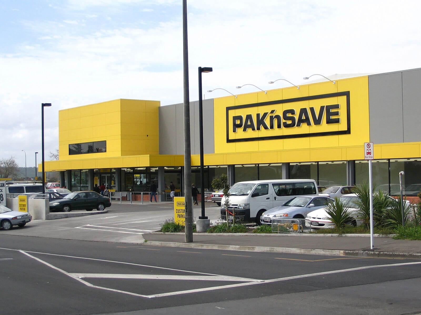 Kosten rondreis Nieuw-Zeeland - prijzen supermarkt