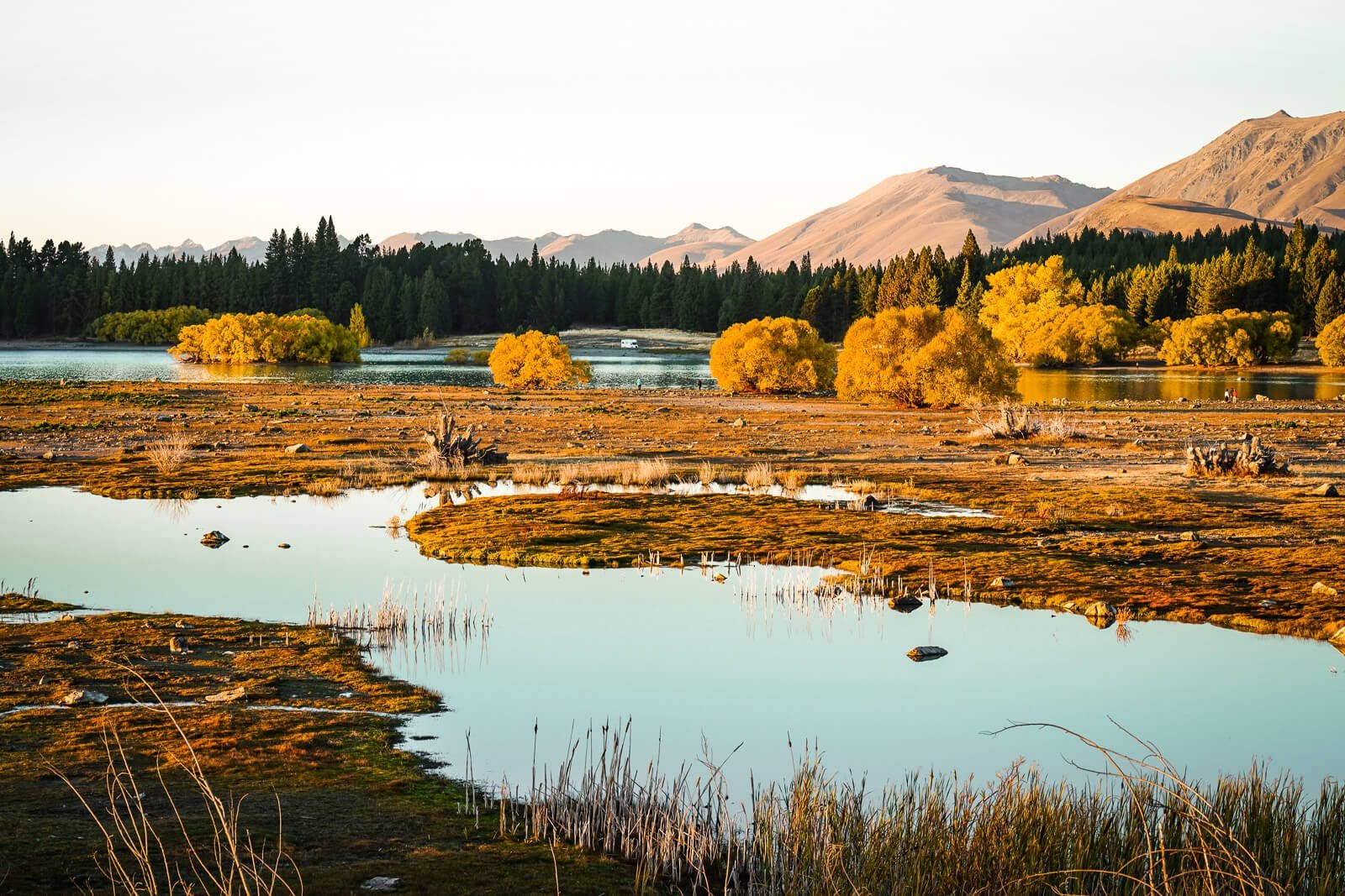 Lake Tekapo - by NOMADS