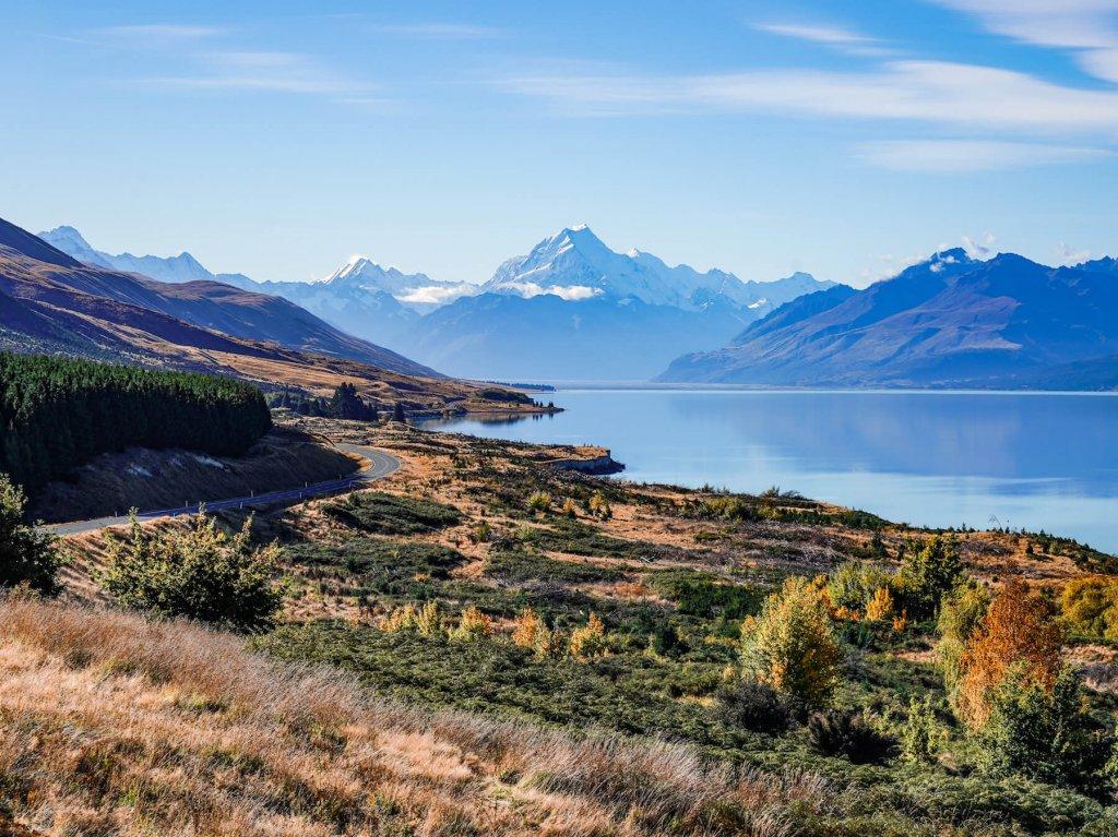 Mount Cook Nieuw-Zeeland - by NOMADS